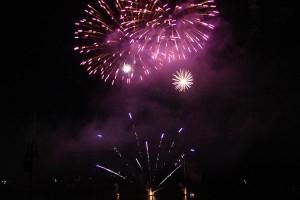 Exterior Fireworks